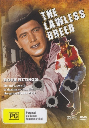 The Lawless Breed on DVD
