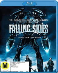 Falling Skies - The Complete Third Season on Blu-ray