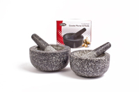 Granite Mortar and Pestle - 19cm