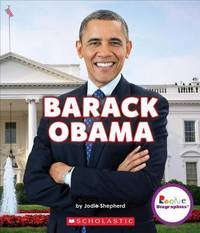Barack Obama by Jodie Shepherd