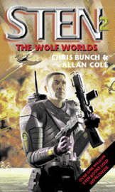 The Wolf Worlds by Chris Bunch image