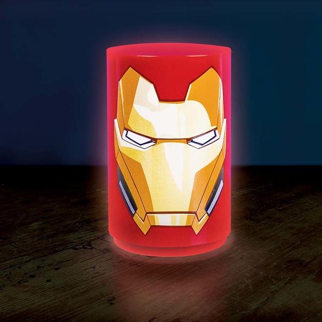 Marvel Avengers Mini Iron Man Light
