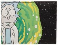 Rick and Morty: Portal Eyes - Bifold Wallet