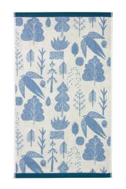 Donna Wilson: Bird & Tree Cream Hand Towel