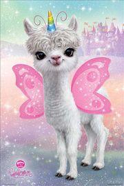 Llamacorn Animal Club Maxi Poster (955)