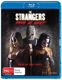 The Strangers: Prey At Night on Blu-ray