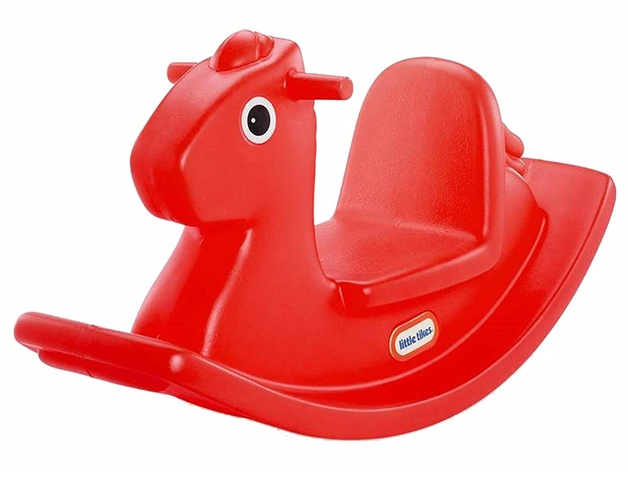 Little Tikes: Rocking Horse - Red