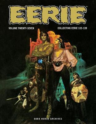 Eerie Archives Volume 27 by Various ~