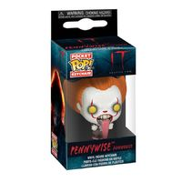 It: Chapter 2 - Pennywise Funhouse - Pocket Pop! Keychain image