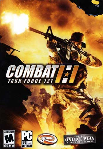 Combat Task Force 121 for PC Games image