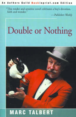 Double or Nothing by Marc Talbert image