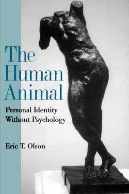 The Human Animal by Eric T. Olson image