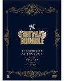 WWE: Royal Rumble Anthology - Volume 1 DVD