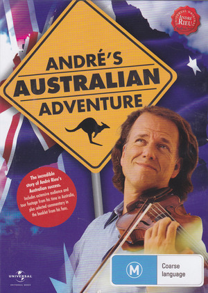 Andre Rieu:  Andre's Australian Adventure on DVD
