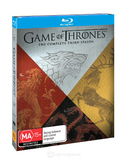 Game of Thrones - The Complete Third Season - Mighty Ape Exclusive Packaging on Blu-ray
