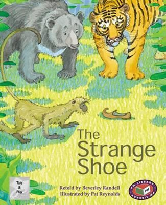 The Strange Shoe by Beverley Randell