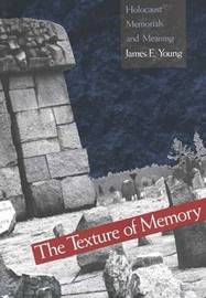 The Texture of Memory by James E. Young image