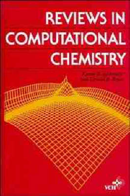 Reviews in Computational Chemistry: v. 1 by Kenny B. Lipkowitz