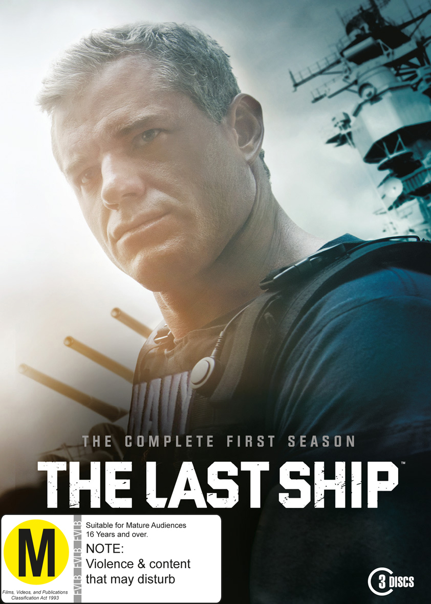 The Last Ship - The Complete First Series on DVD image
