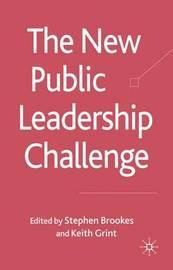 The New Public Leadership Challenge image