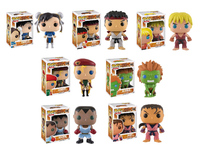 Street Fighter - Pop! Vinyl Bundle
