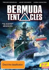 Bermuda Tentacles on DVD