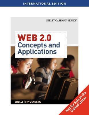 Web 2.0, International Edition by Mark Frydenberg image
