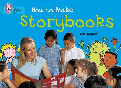How to Make a Storybook by Ros Asquith image