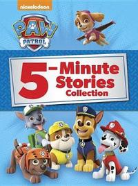 Paw Patrol 5-Minute Stories Collection (Paw Patrol) by Random House