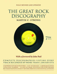 The Great Rock Discography, Vol. 7 by Martin Strong image