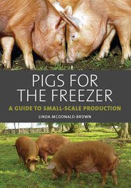 Pigs for the Freezer by Linda McDonald-Brown image