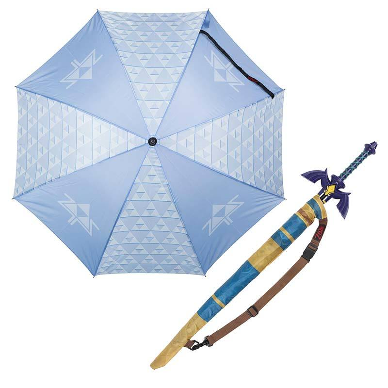Nintendo Zelda Sword Umbrella image