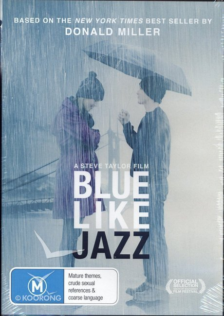 Blue Like Jazz on DVD