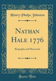 Nathan Hale 1776 by Henry Phelps Johnston image