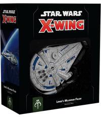 Star Wars X-Wing - Landos Millenium Falcon