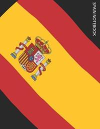 Spain Notebook by Spicy Journals