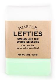 Whiskey River Co: Soap - Lefties
