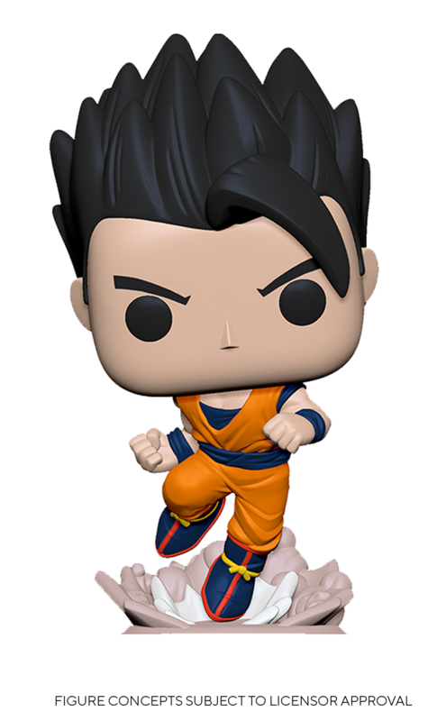 Dragon Ball Super - Gohan Pop! Vinyl Figure