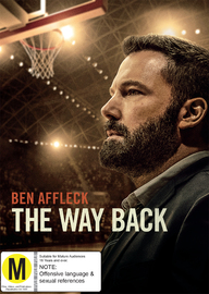 The Way Back on DVD image
