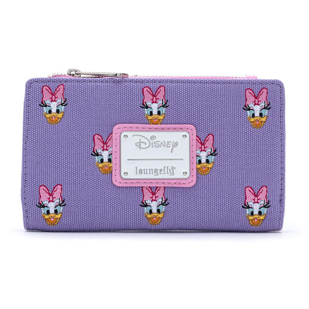 Loungefly: Disney Daisy Duck Face Wallet