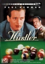 The Hustler on DVD