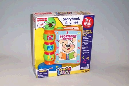 Fisher Price Storytime Rhymes