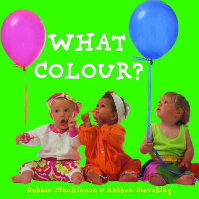 What Colour? by Debbie MacKinnon