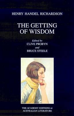 The Getting of Wisdom by Henry Handel Richardson image
