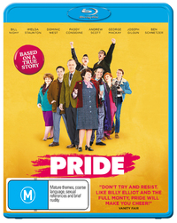 Pride on Blu-ray