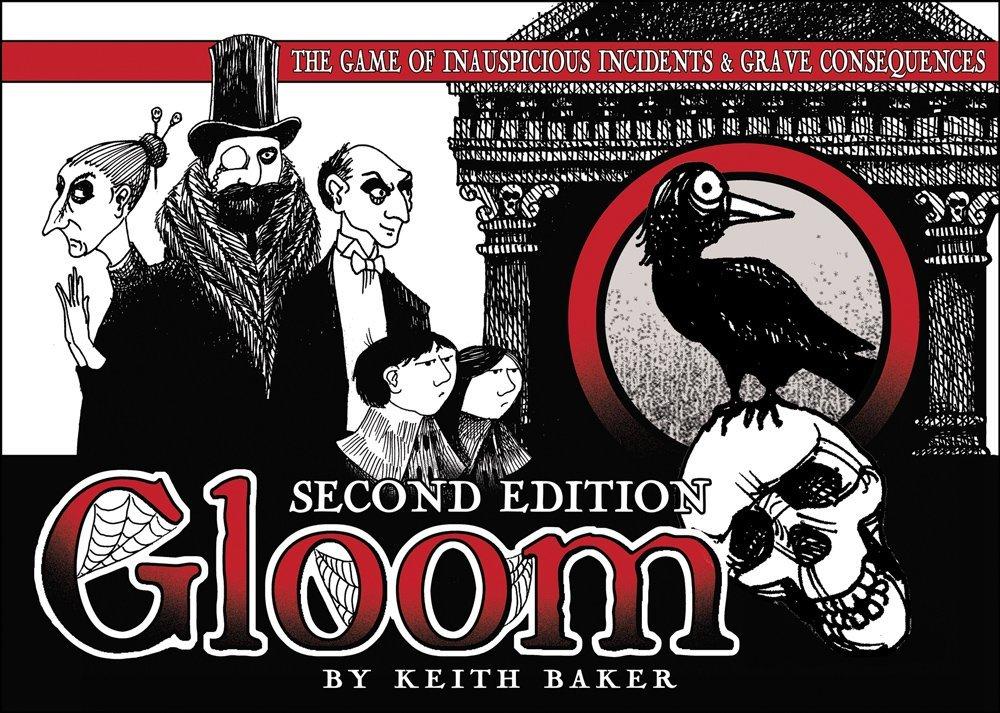 Gloom (2nd Edition) image