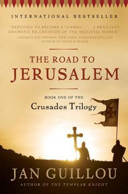 The Road to Jerusalem by Jan Guillou image