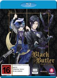Black Butler: Book Of Circus (Season 3) on Blu-ray