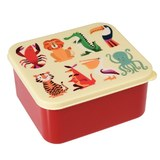 Rex Lunch Box (Colourful Creatures)