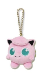 Pokemon: Plush Mascot Charm (Jigglypuff)